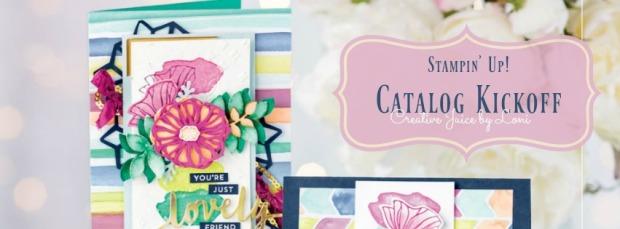 catalog kickoff