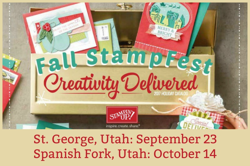 Fall StampFest with Dates