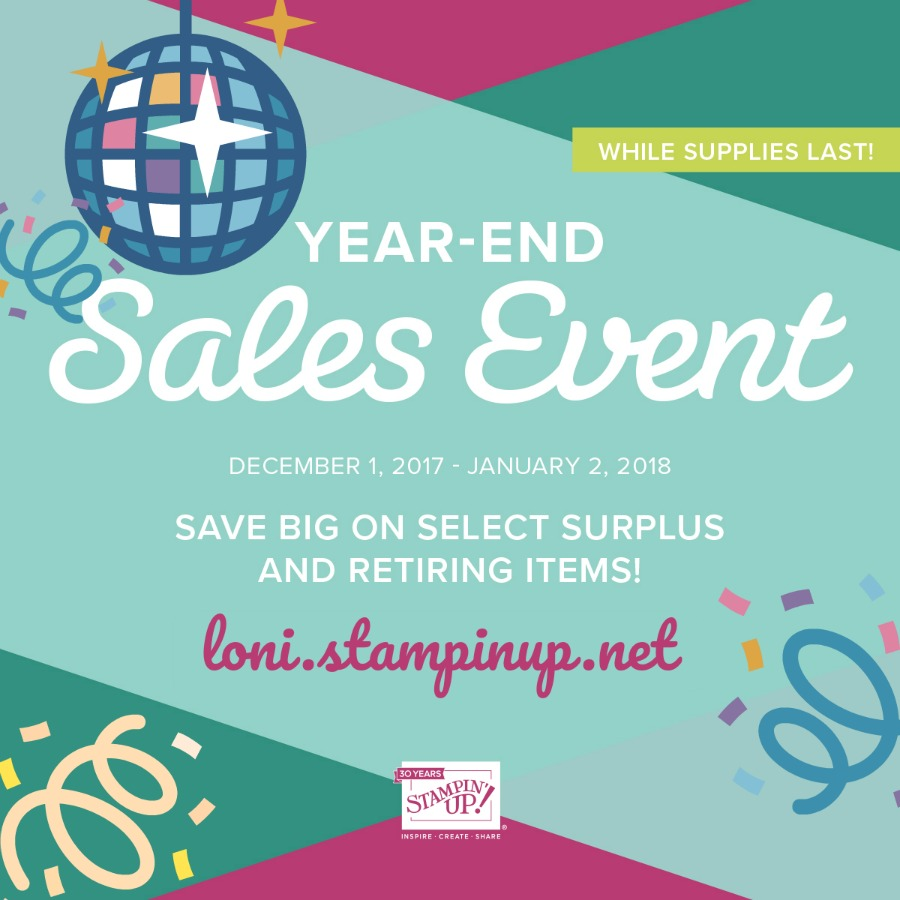 year end sales LONI