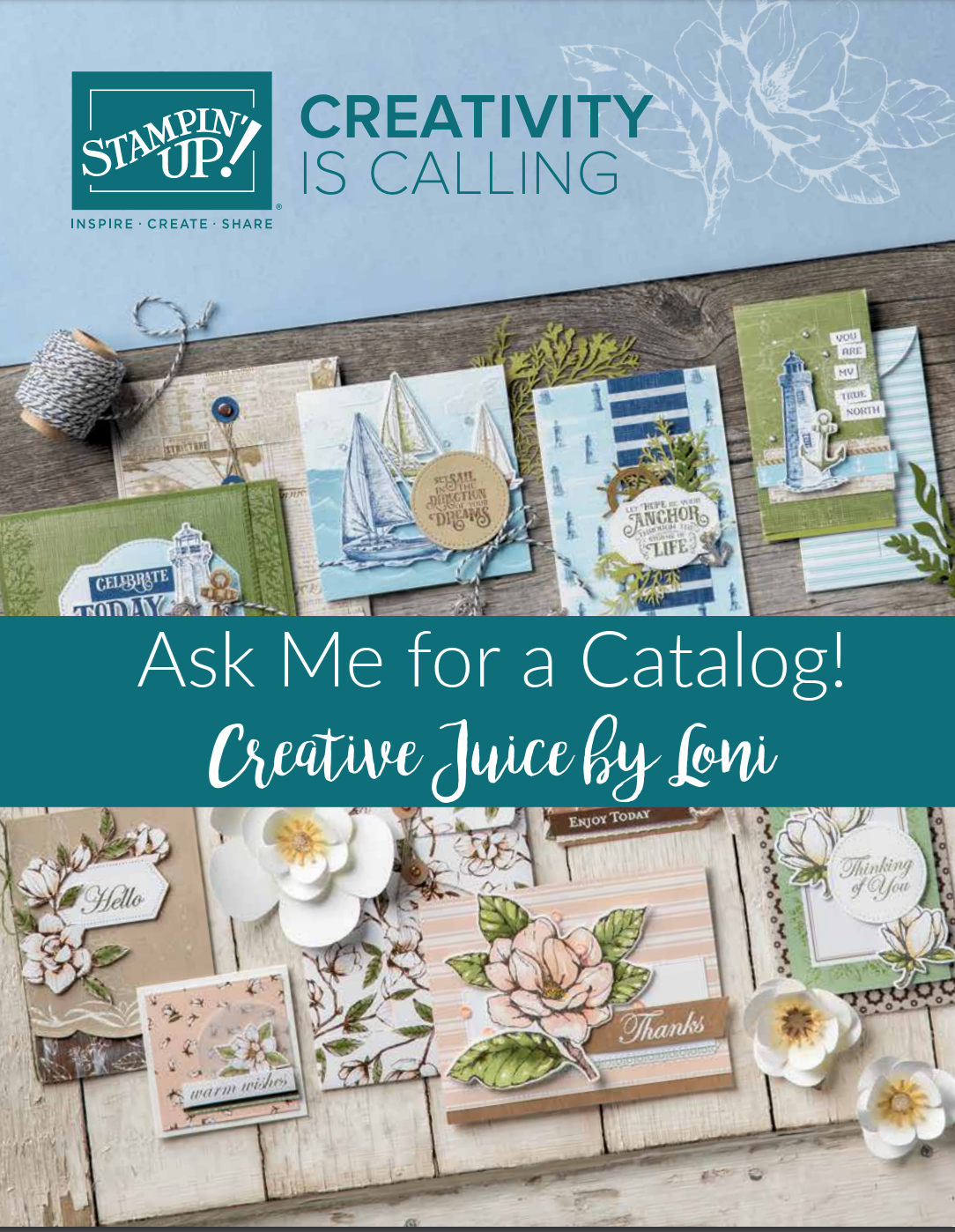 2019 catalog ask for copy