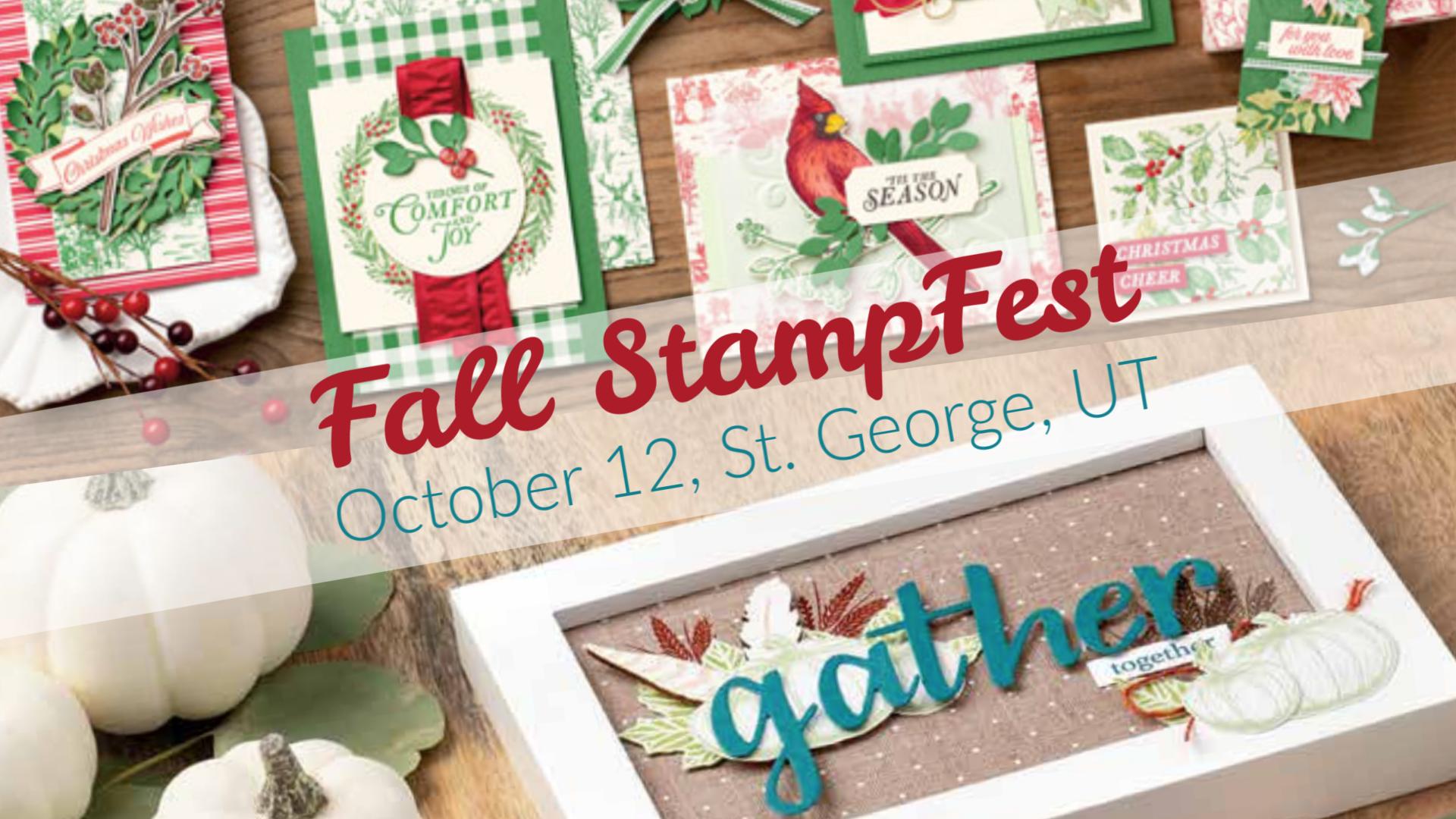 Fall StampFest SGU